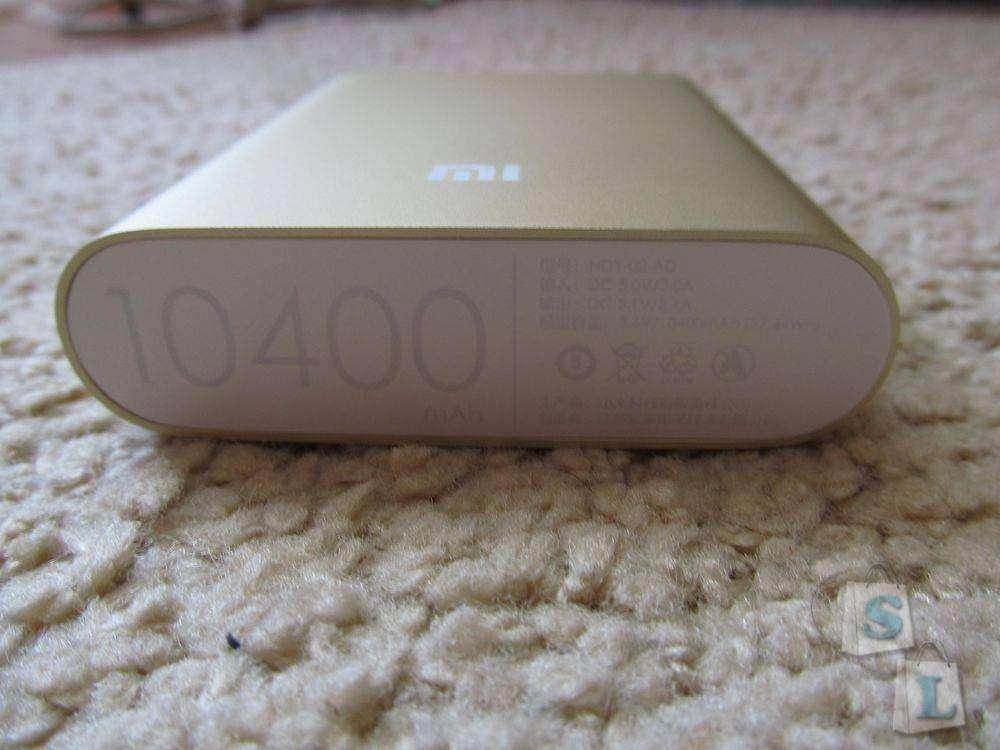 TVC-Mall: Знаменитый павербанк Xiaomi 10400mAh