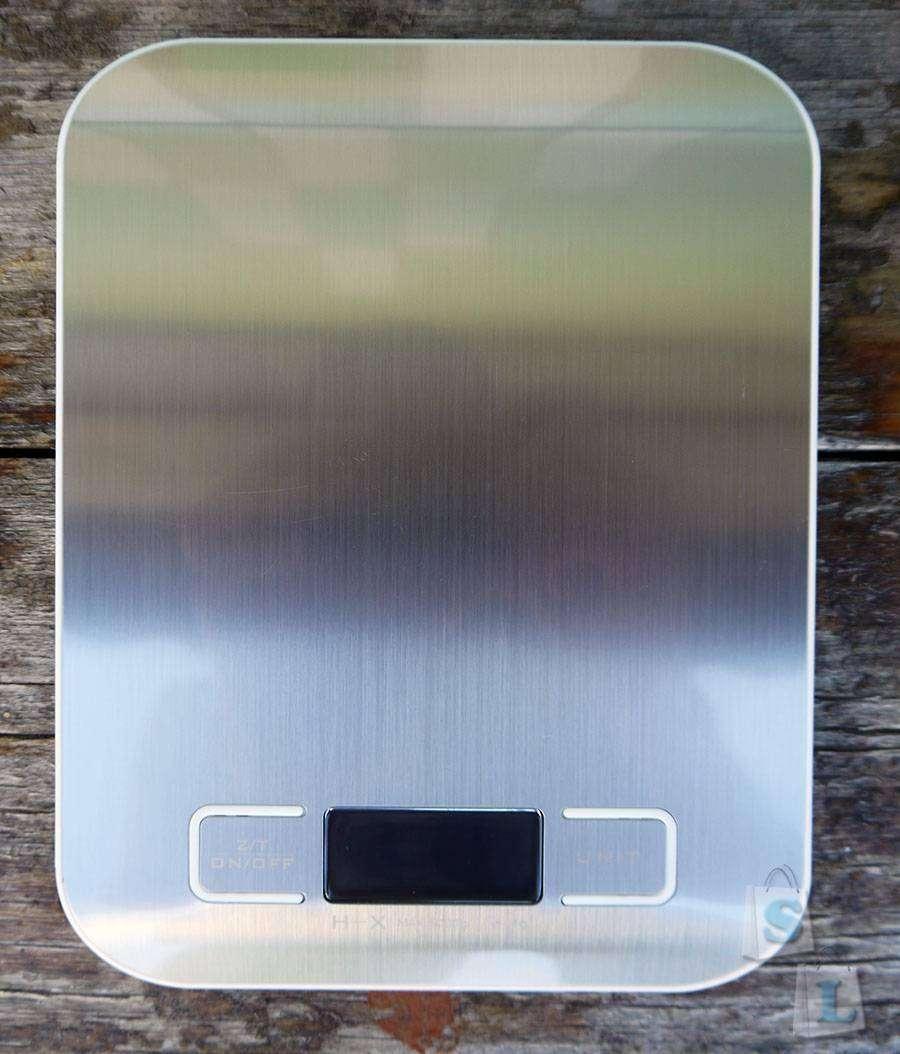 TVC-Mall: Кухонные весы на 5 кг