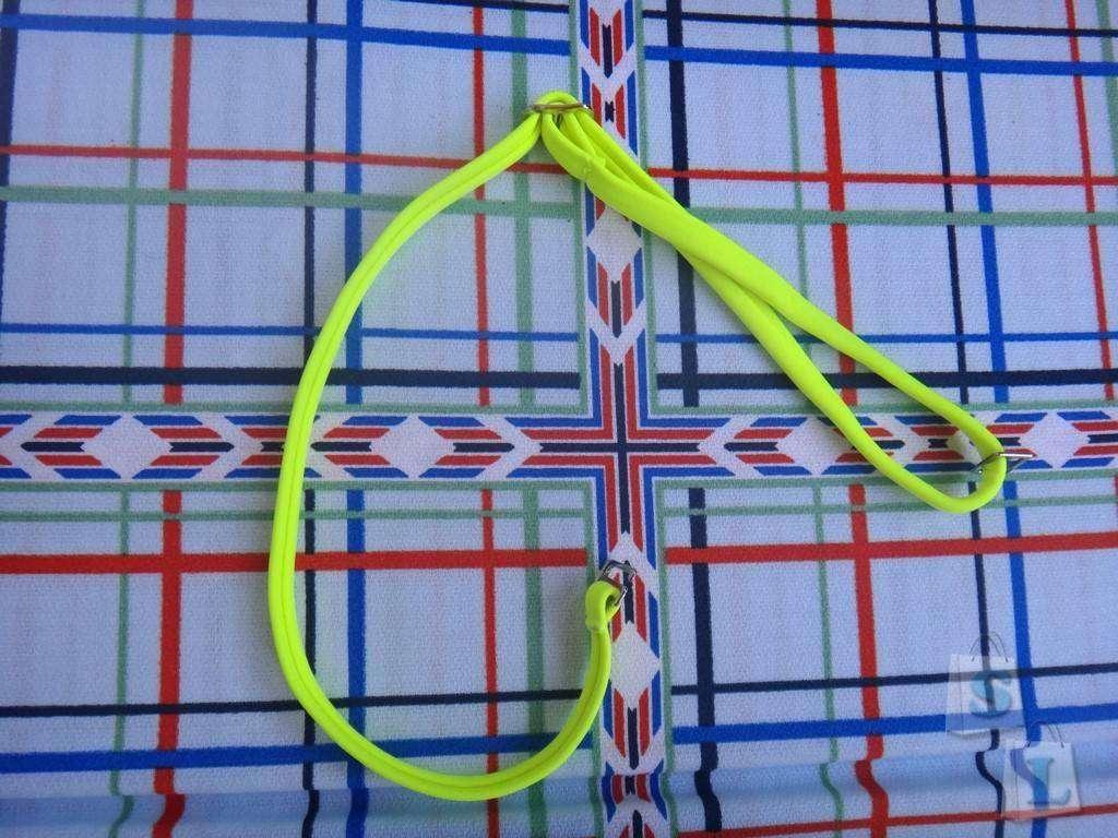 Aliexpress: Обзор желтого  купальника-бандо