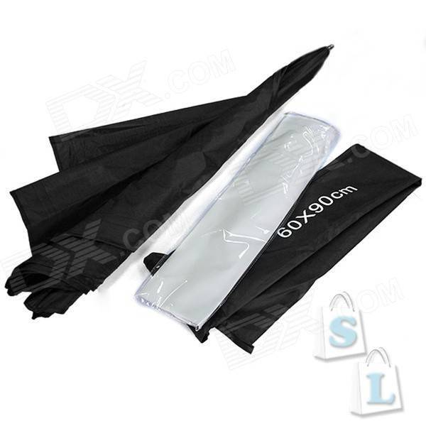 DealExtreme: Складной софтбокс зонтичного типа (EasyBox, изибокс) 90x60 cm