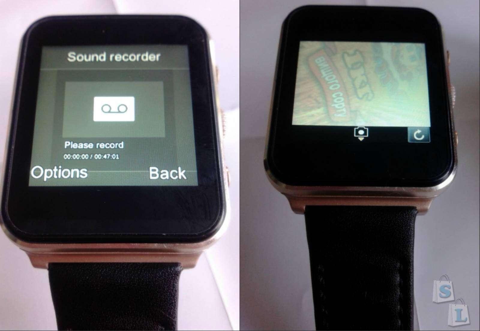 GearBest: Телефон-часы или смарт-вотч Cloud N7