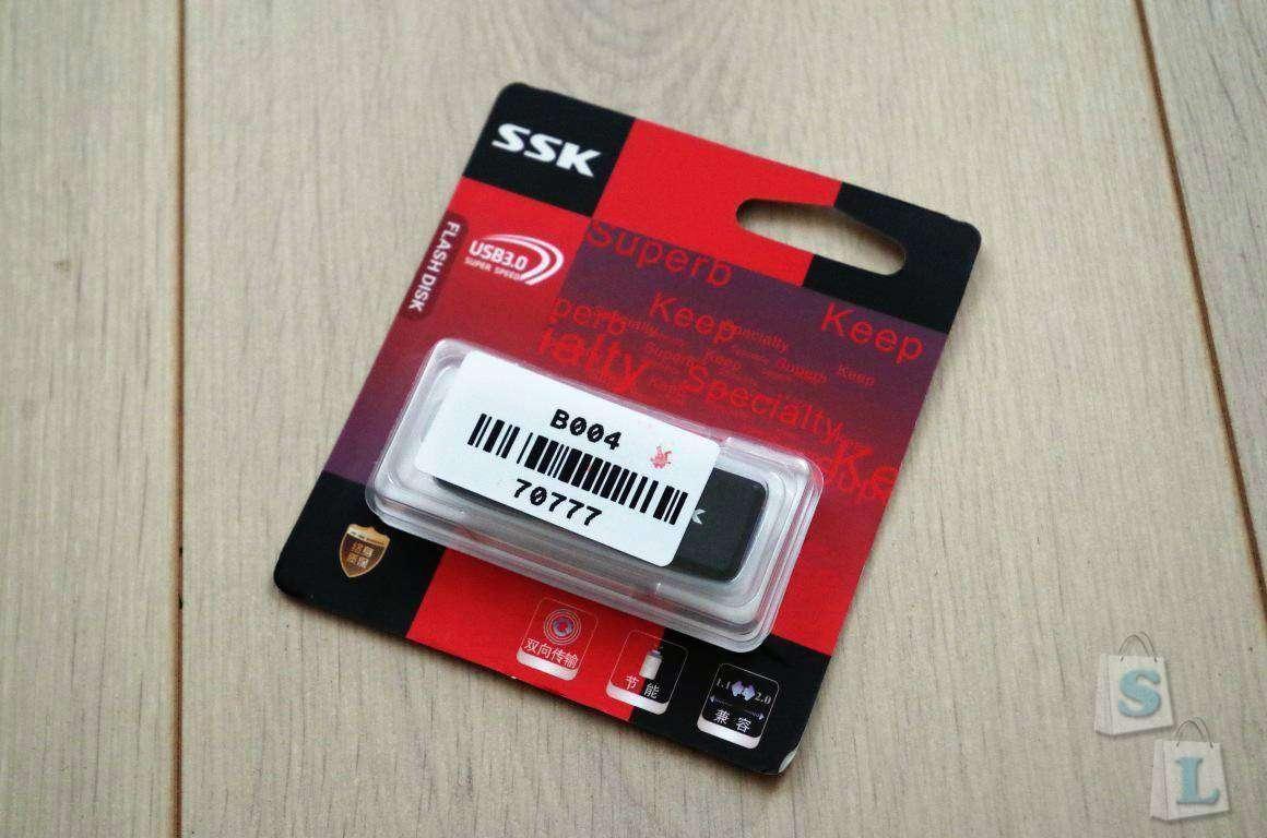 ChinaBuye: Флешка SSK SFD201 32GB