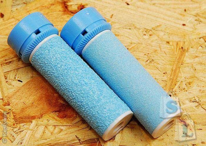 Aliexpress: Дополнительные ролики для аккумуляторной роликовой пилки для ног.