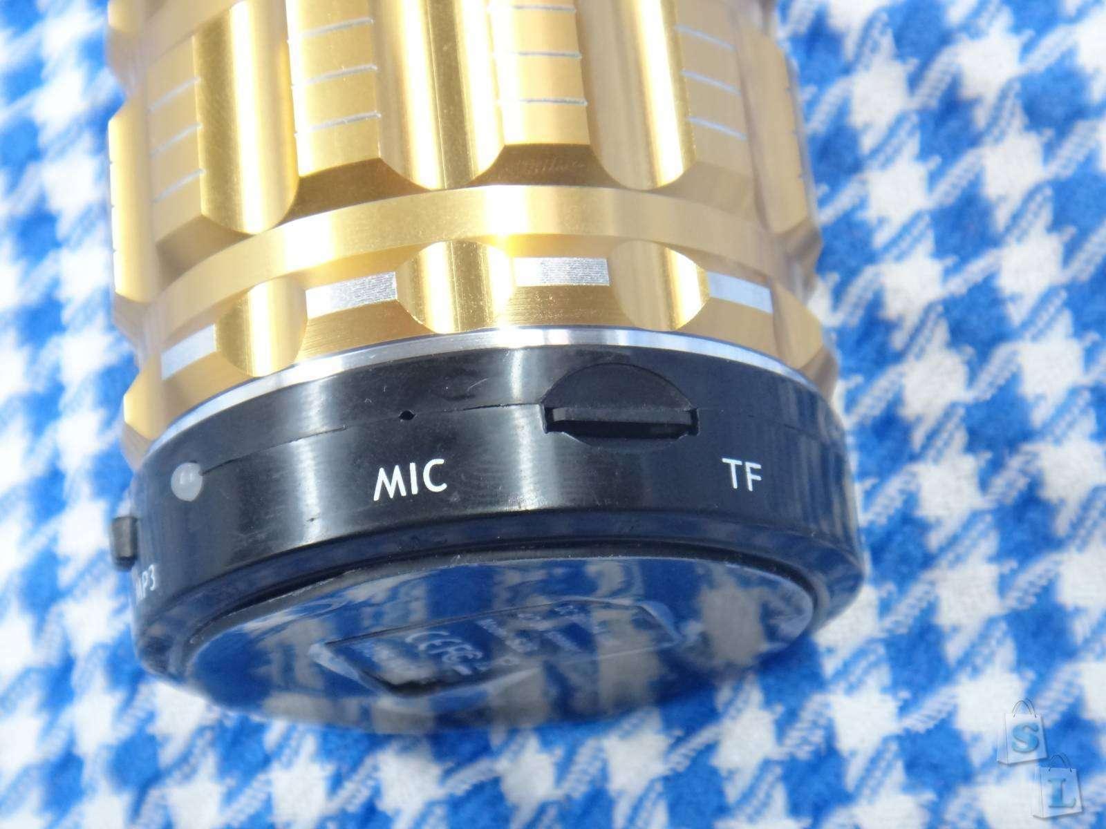 DD4: Бюджетная колонка S28 Portable Mini Wireless Bluetooth V3.0