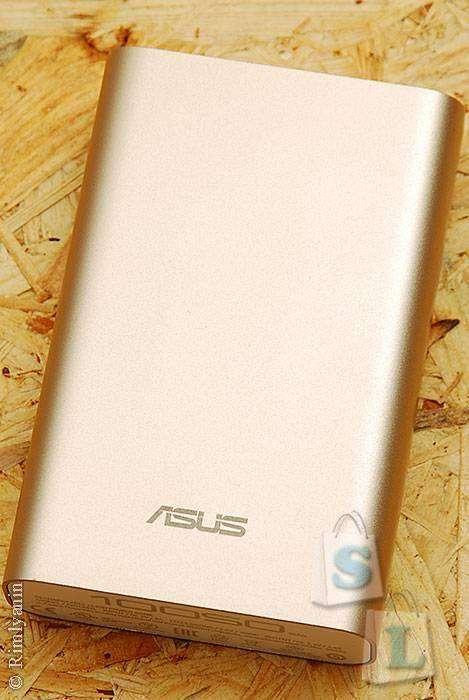 GearBest: Повербанк Asus ZenPower на 10050мАч ABTU005 цвета шампань