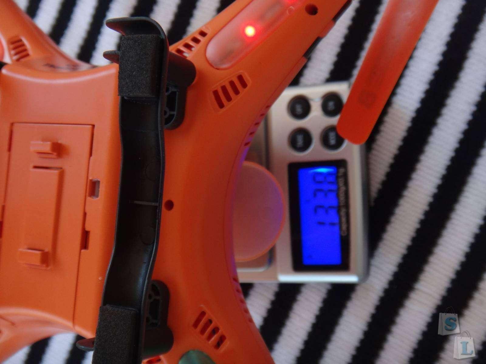 Aliexpress: Обзор GPToys H2O Aviax Waterproof Drone - квадрокоптер который не боится воды