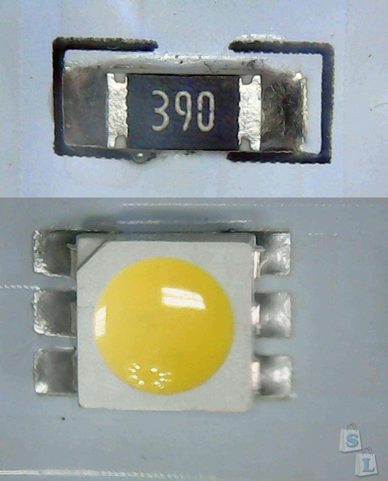 EachBuyer: Светильник для зеркала 5W 21 LED SMD 5050