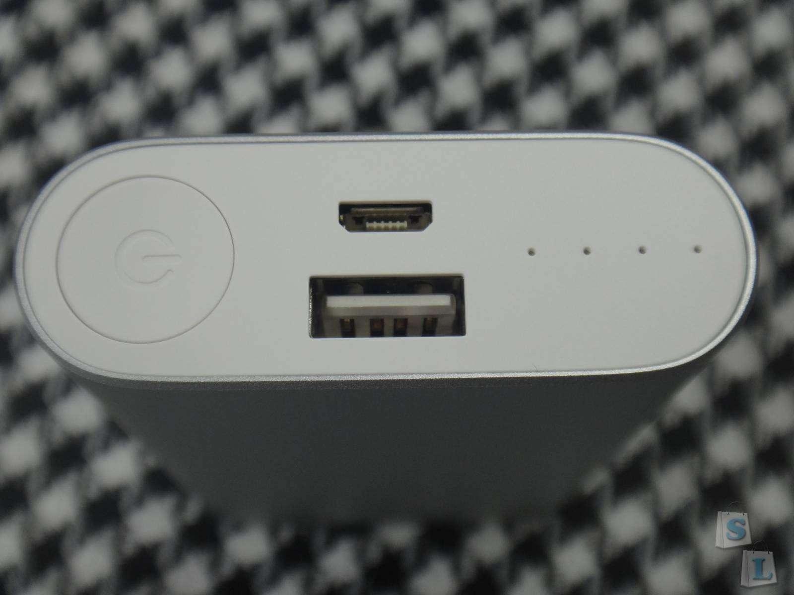 GearBest: Обзор оригинального Xiaomi Pocket 10000mAh Power Bank повербанк