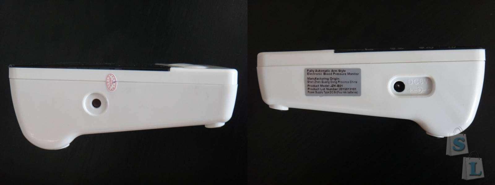 EachBuyer: Автоматический электронный тонометр обзор Automatic Arm Type Intelligent Electronic Sphygmomanometer