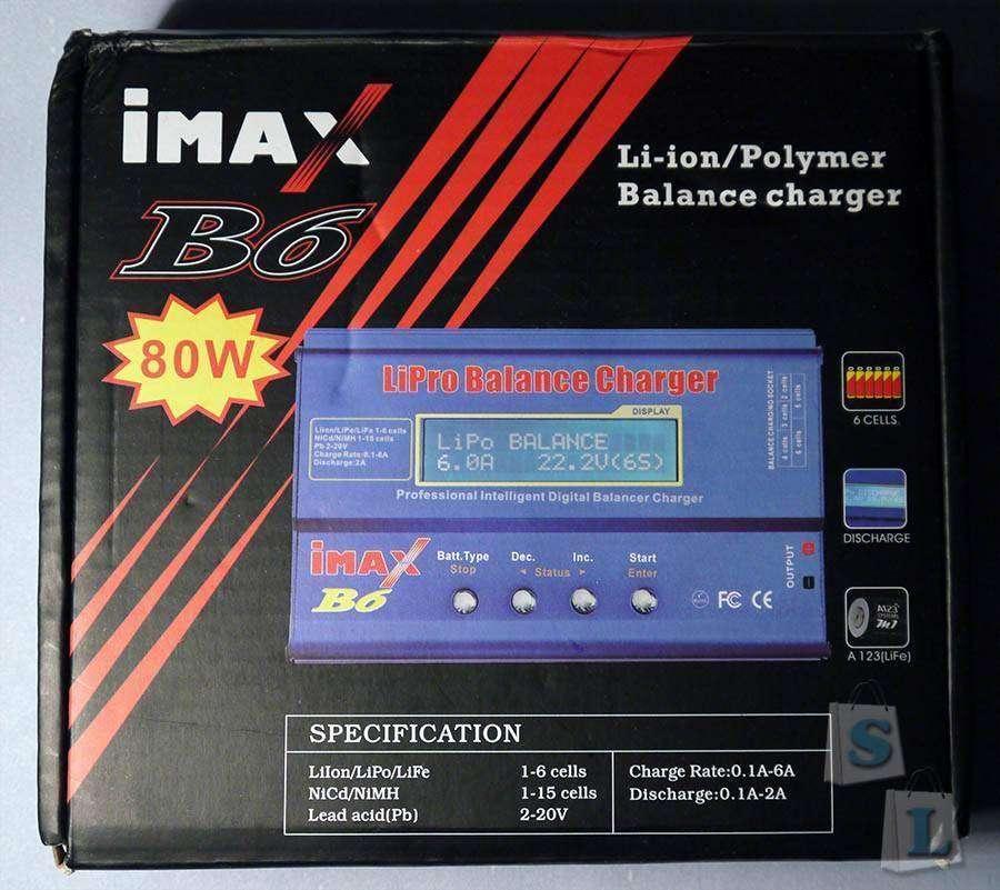 TVC-Mall: iMAX B6 80W (не оригинал)