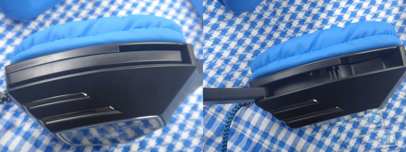 Lightake: Обзор - Геймерские наушники SADES A60 со встроенной звуковой картой + микрофон
