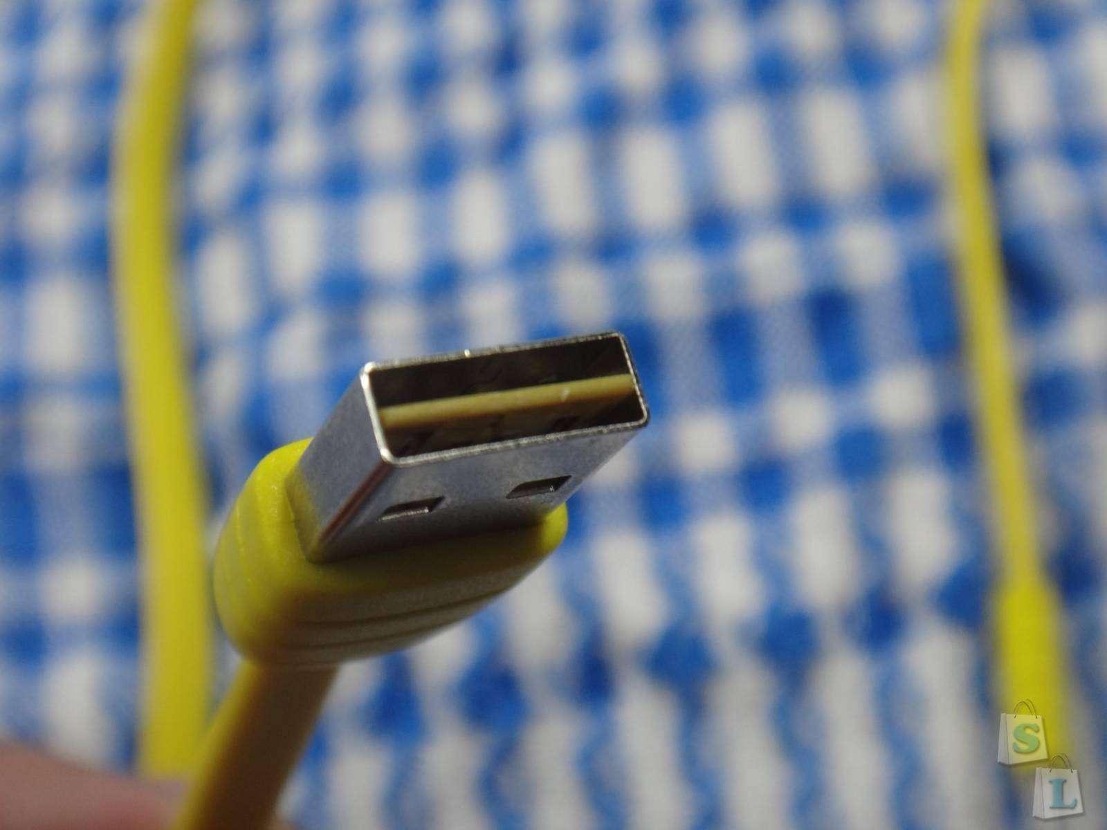 Banggood: Обзор USB - microUSB кабеля REMAX Dream 2.1A Quick Charging - 1 метр