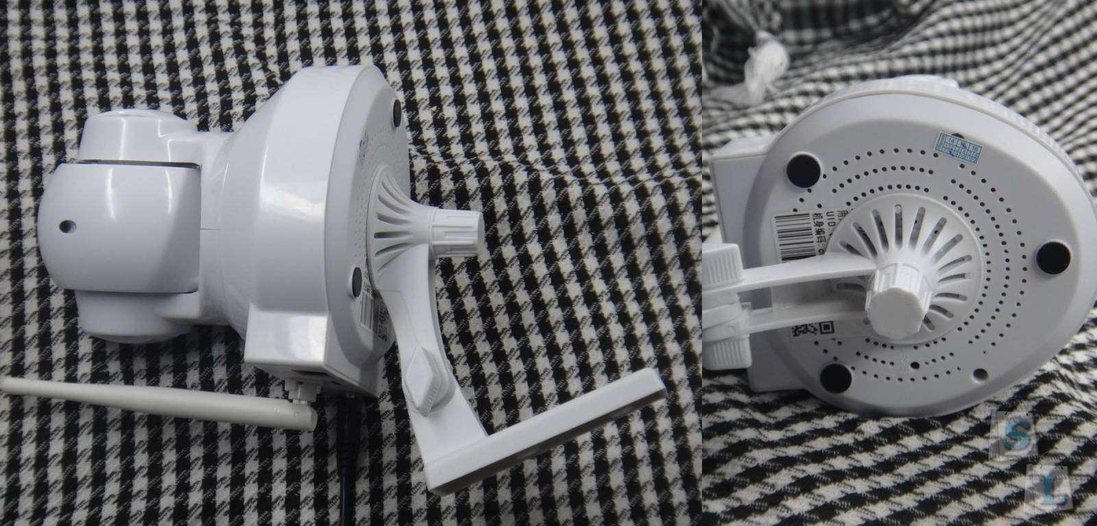 GearBest: Обзор IP камеры с автоматическим вращением VStarcam C7837WIP 1.0MP P2P Wireless IP Camera