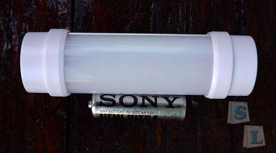 GearBest: Фонарик UY Q6M 3014 12 LED (кемпинговый)