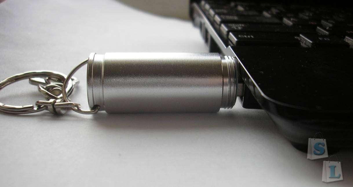 Другие - Китай: Прикольная флешка на 32GB