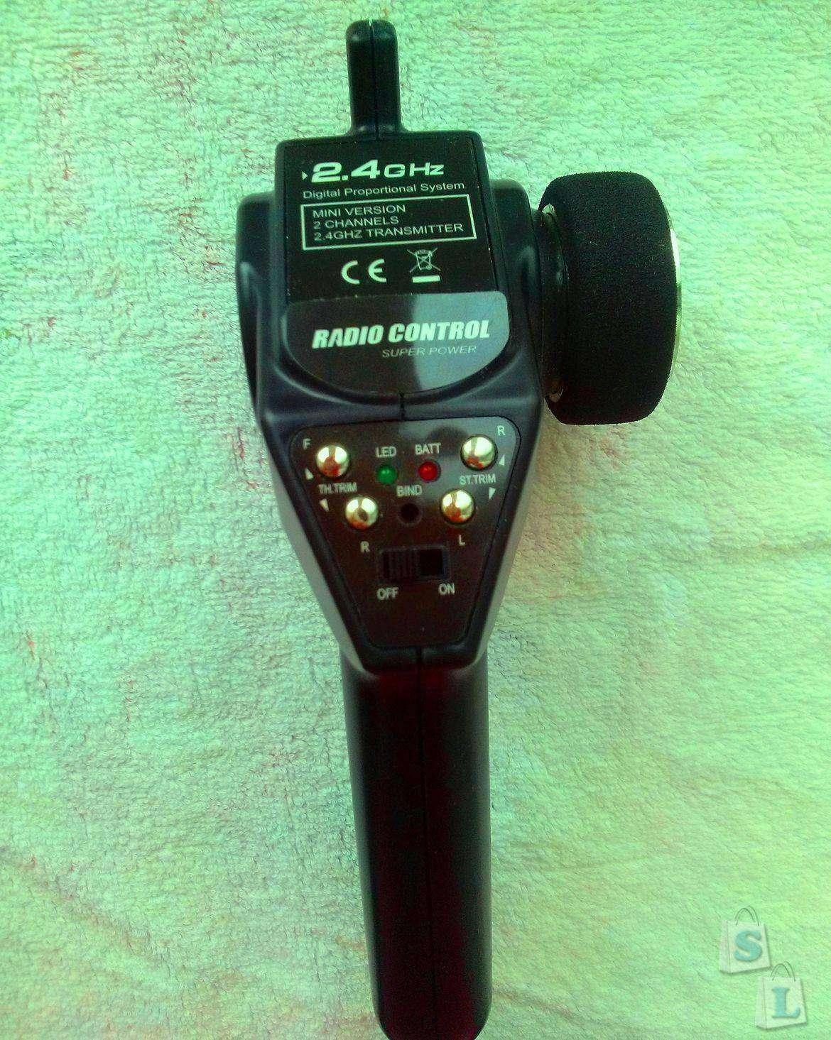 GearBest: Радиоуправляемая машина Summit S600