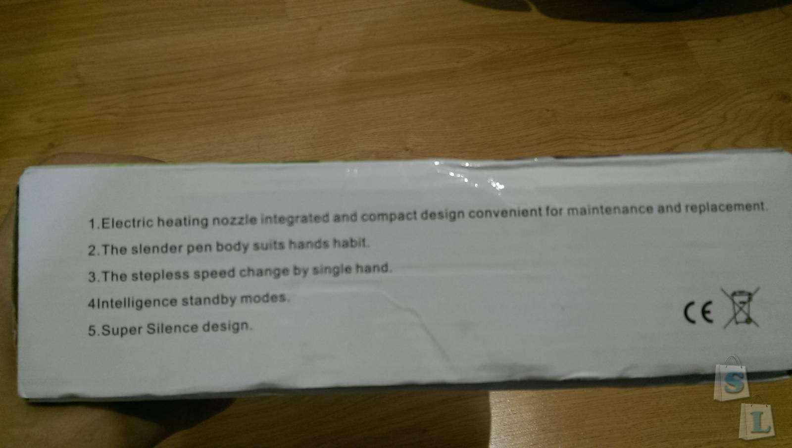 GearBest: 3D ручка для детской ручки :-)