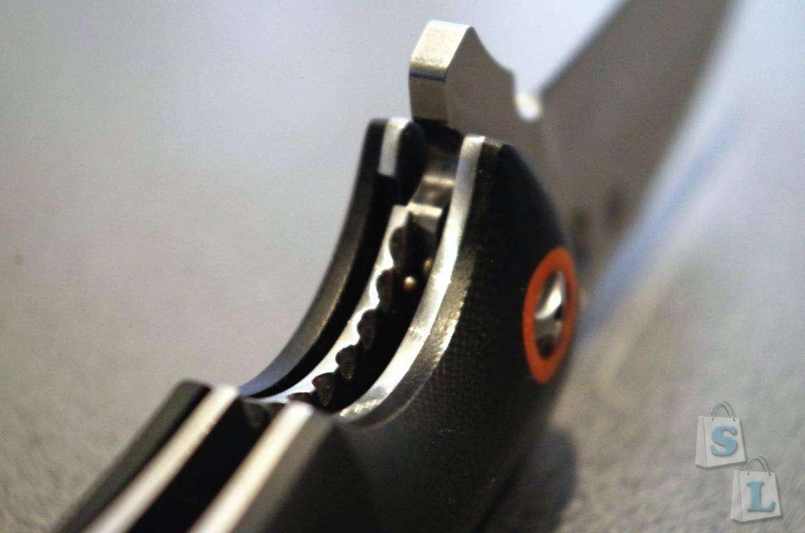 Aliexpress: Китайская реплика на ножи Shirogorov 95 и Spyderco Rubicon