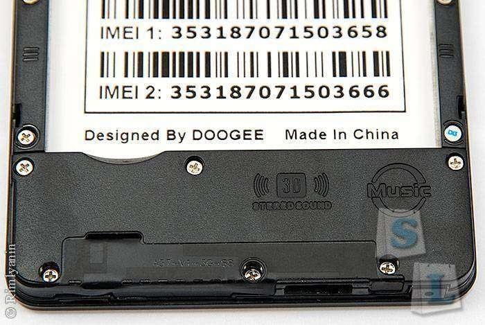 GearBest: Обзор Doogee X5 Galicia