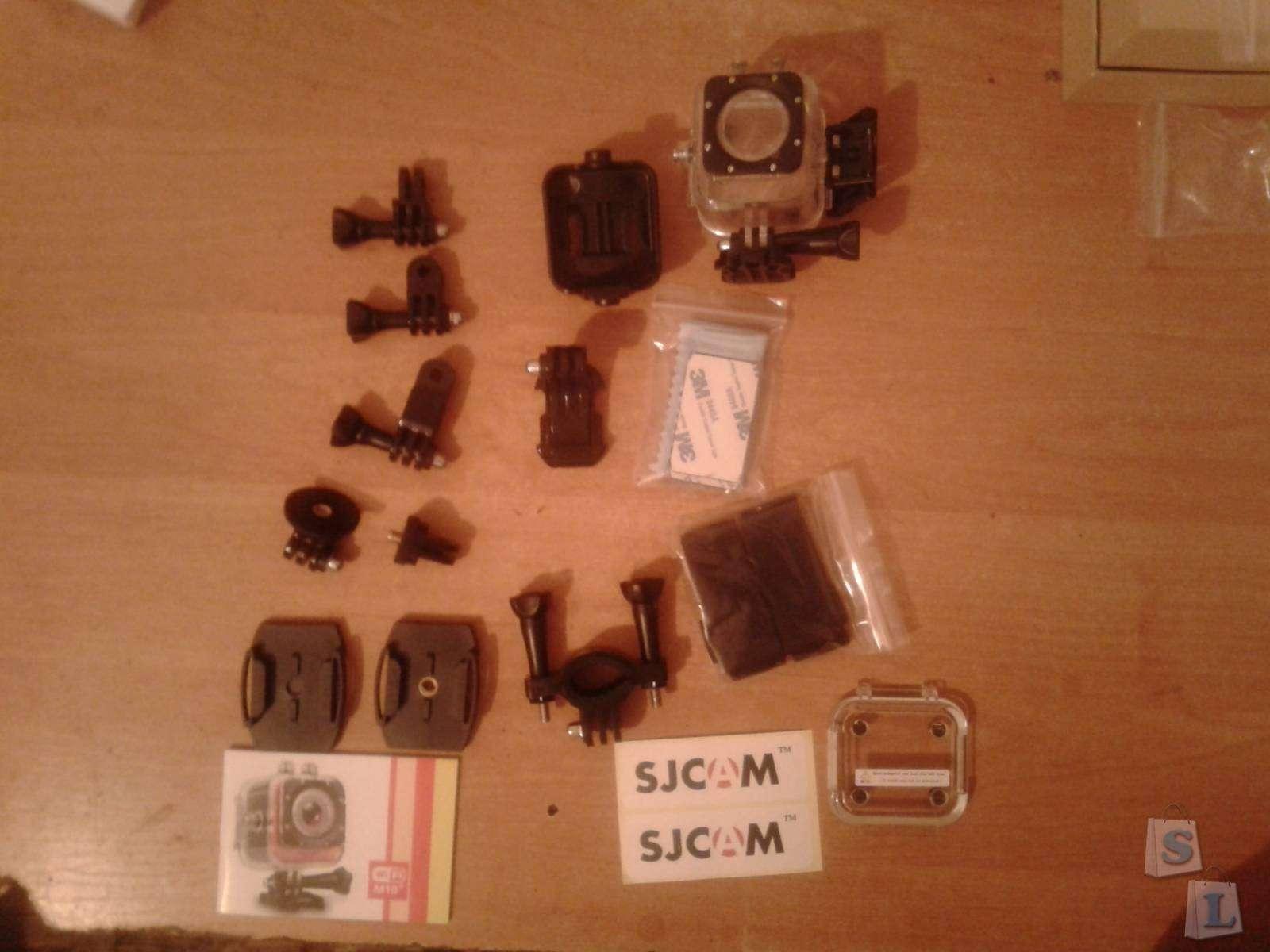 GearBest: SJCAM M10 Plus