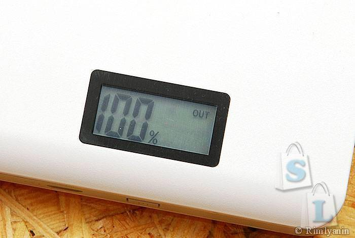 GearBest: Повербанк ROMOSS Sense 4 Plus LCD