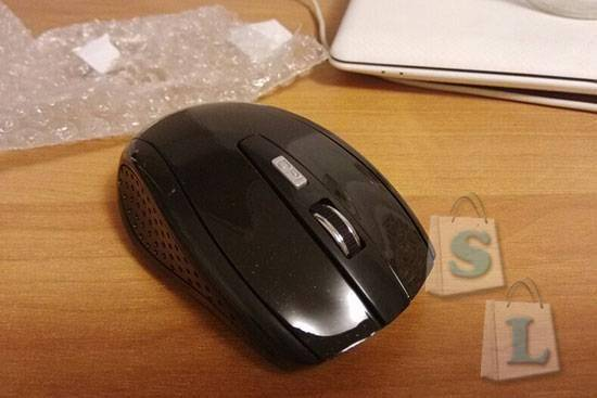 Aliexpress: Маленькая беспроводная мышка