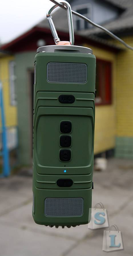 TVC-Mall: Bluetooth колонка 1.Point