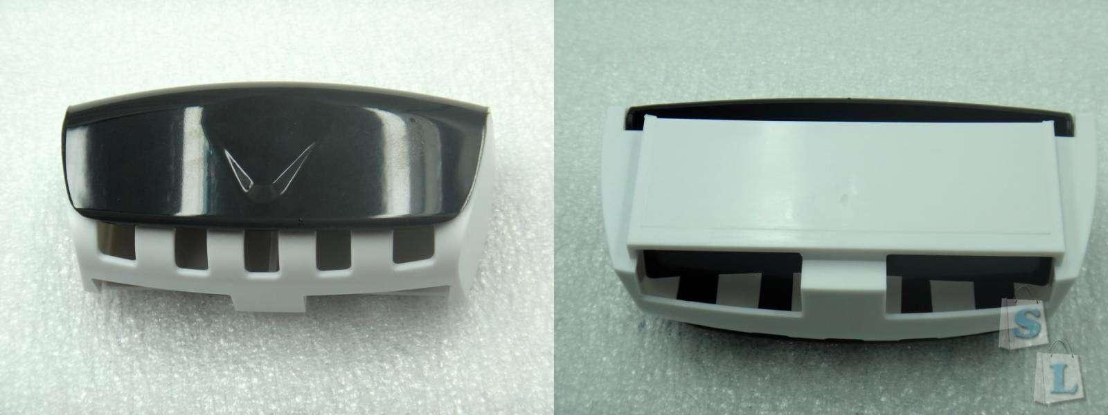 DD4: Дозатор зубной пасты с держателем для щеток