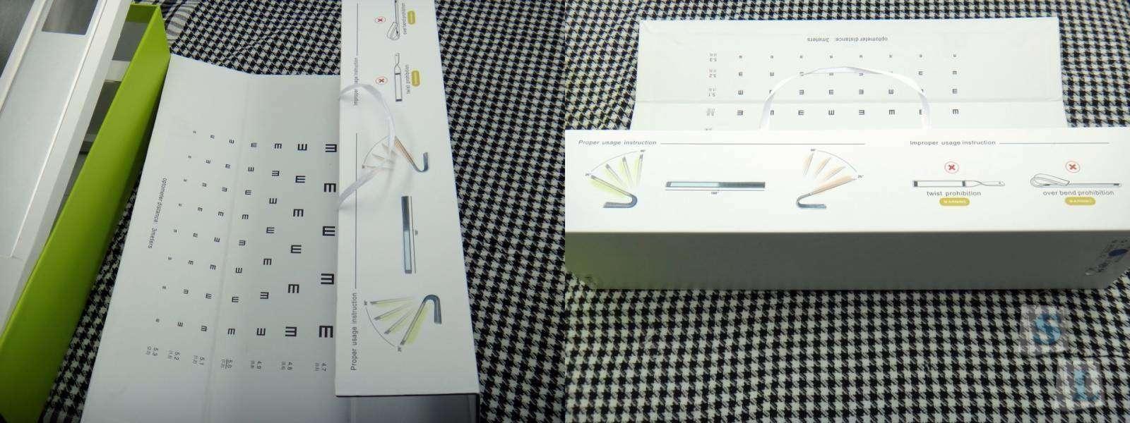 TVC-Mall: EAST SKY Moonlight - настольная LED лампа с сенсорным управлением и встроенным аккумулятором