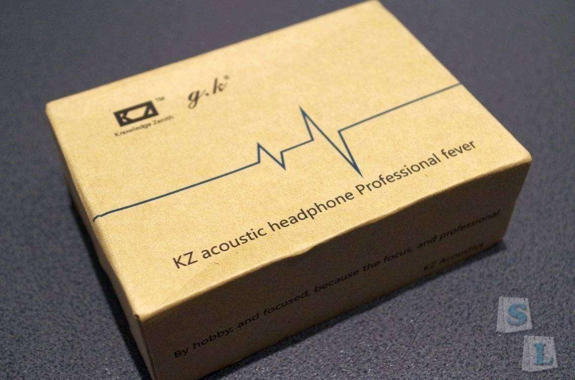 Aliexpress: Наушники KZ ED9 и KZ DT5