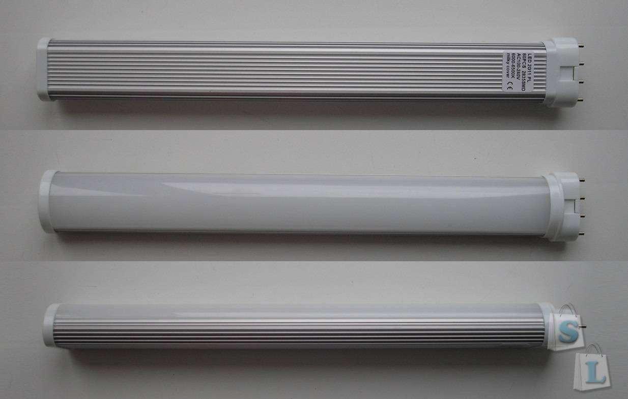 EachBuyer: Светильник на кухню (2G11 12W 60 LED 2835SMD 100V-240V)