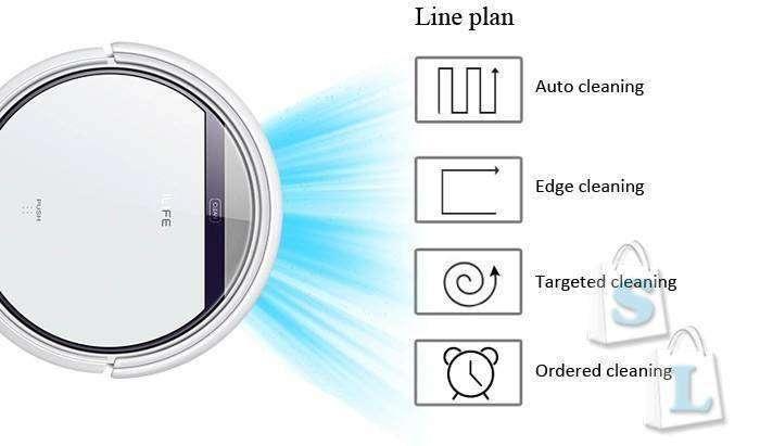 GearBest: Обзор Chuwi Ilife V5 - робот пылесос для ежедневной уборки
