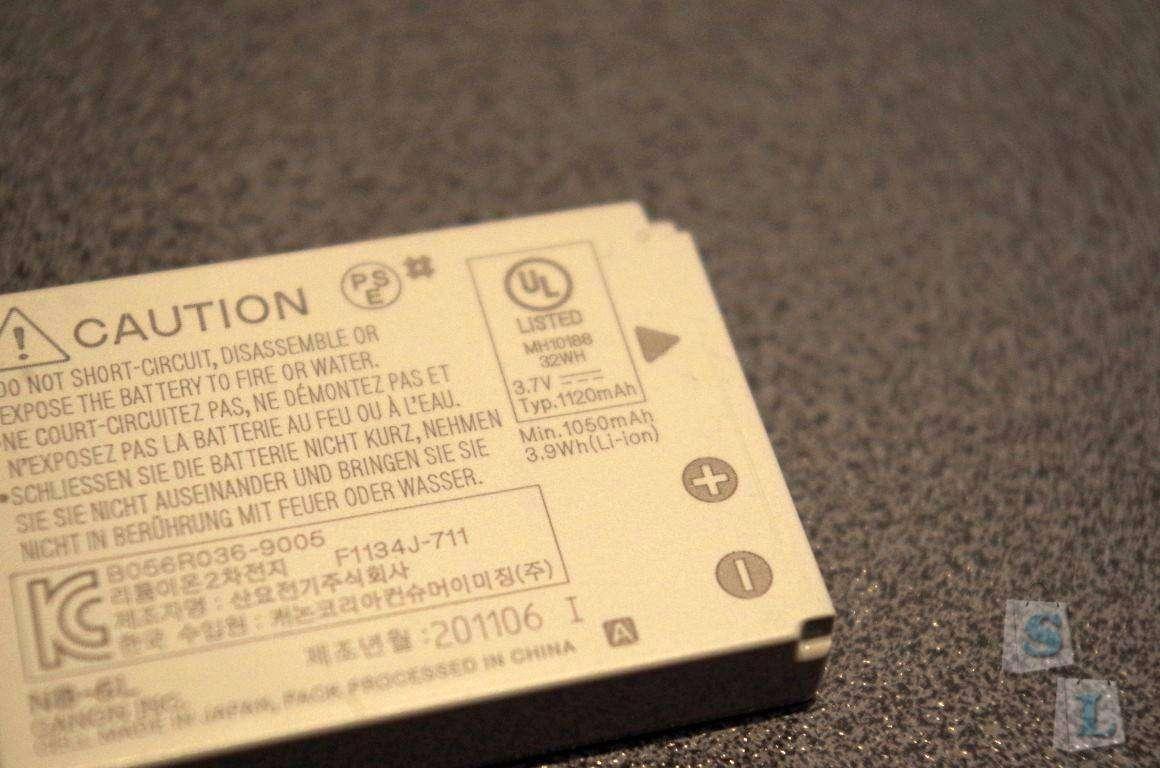 Banggood: Батарея для фотоаппарата Canon и стикеры на клавиатуру