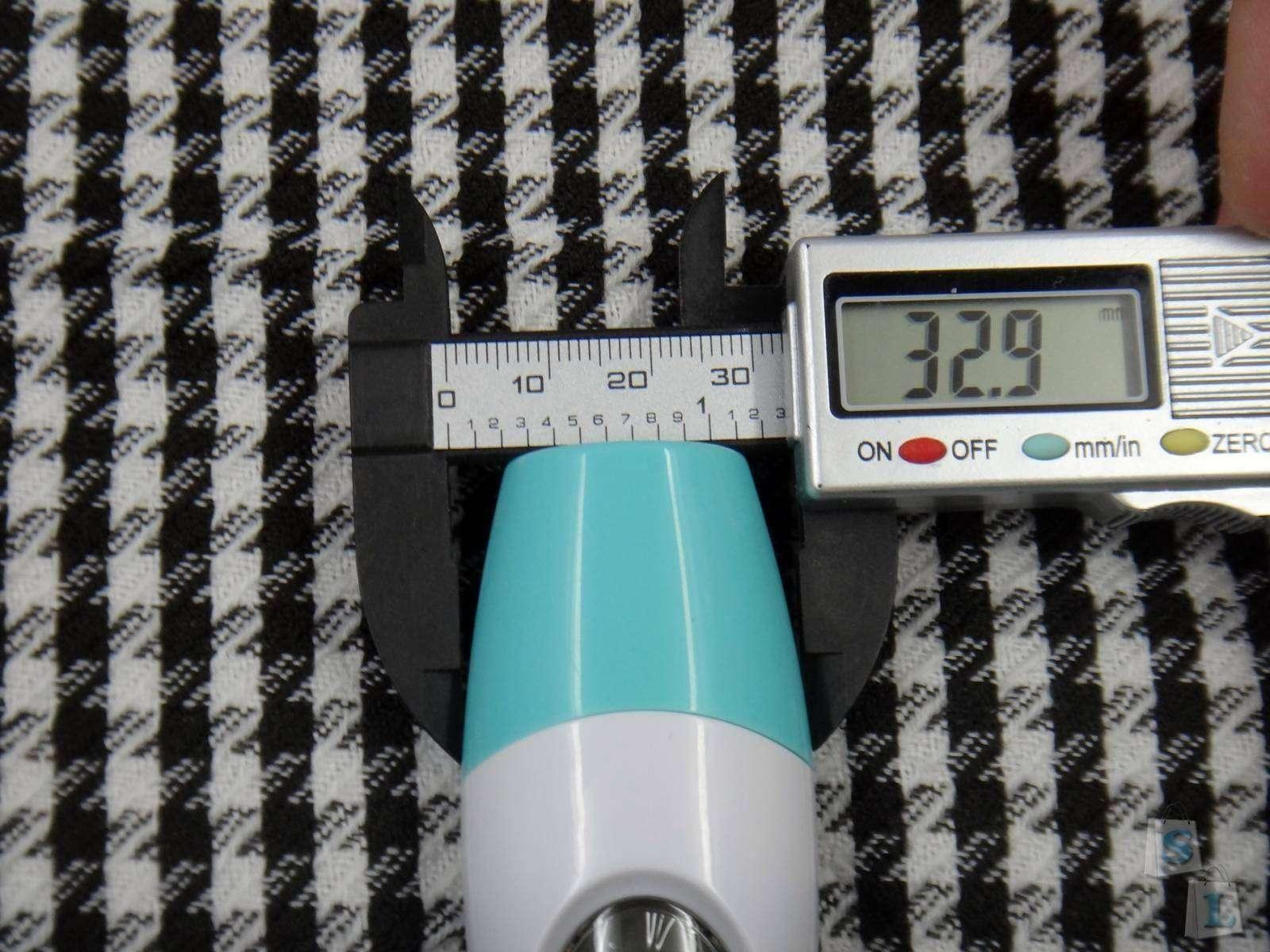 GearBest: Обзор TAISHENG HTD8206C инфракрасный термометр с цветной подсветкой и измерение от 0 до 100С