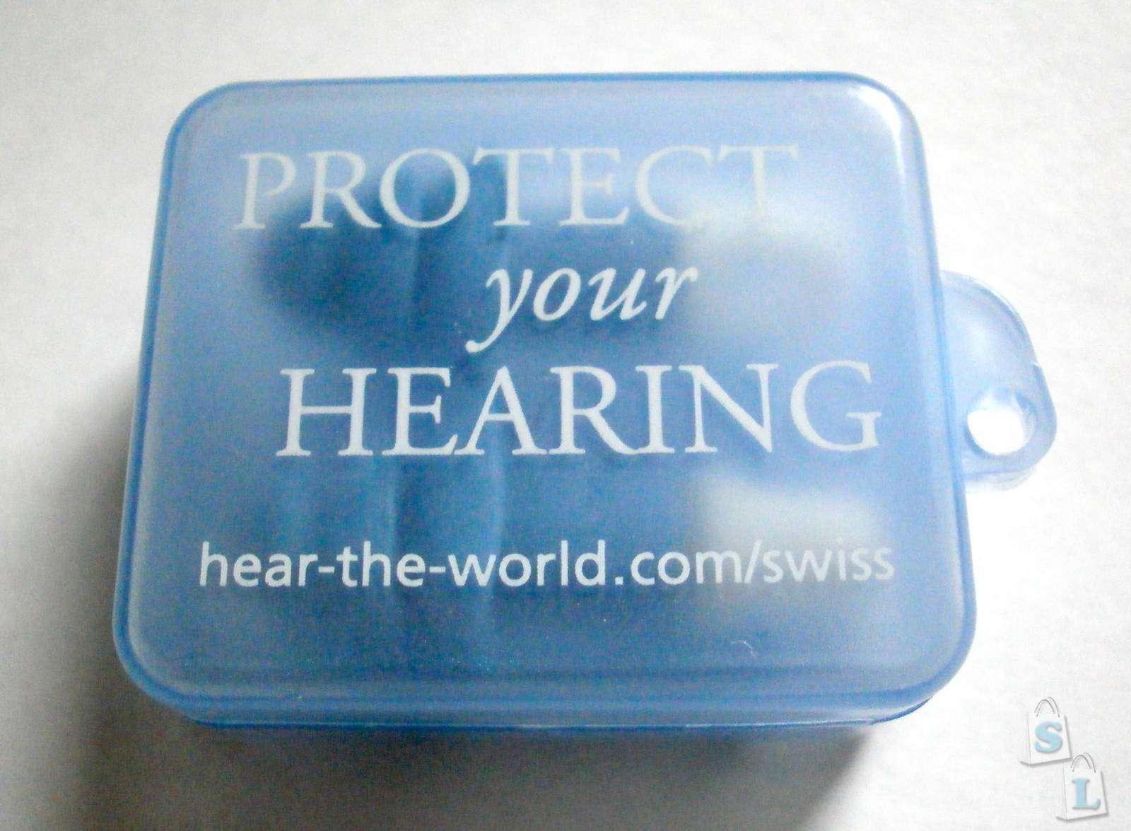 Aliexpress: Затычки (беруши) для ушей