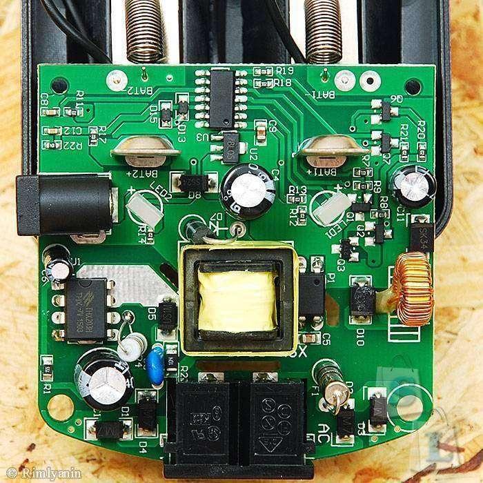 GearBest: LiitoKala Simple Lii-260 (Sii-260) - просто зарядка для Li-Ion и NiMH