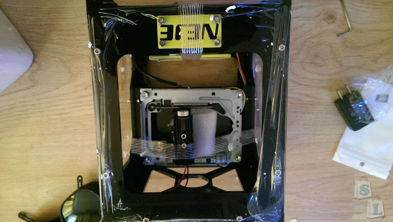 GearBest: Лазерный выжигатель, жжет.