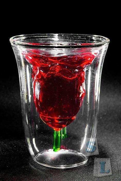 GearBest: Бокал с розой