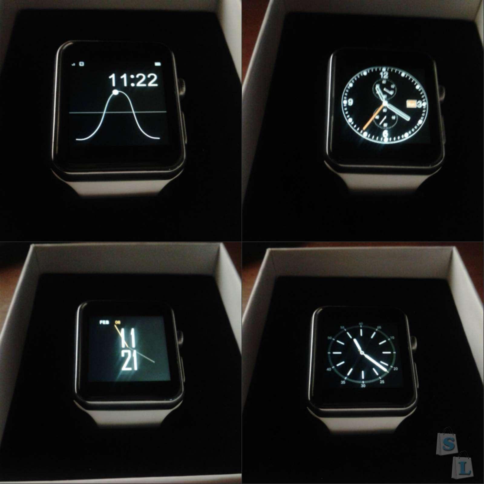 GearBest: ORDRO SW25 неплохие телефон-часы