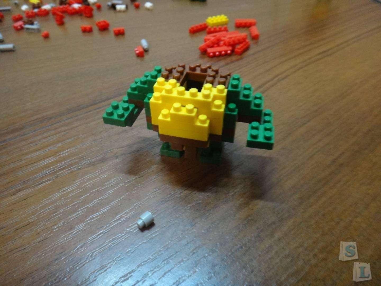 GearBest: Конструктор loz черепашка ниндзя - Block Toys Teenage Mutant Ninja Turtles