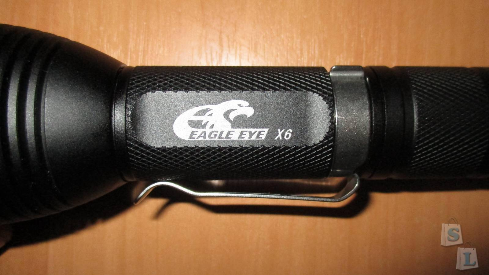 GearBest: Eagle Eye X6 Cree XPL - HI