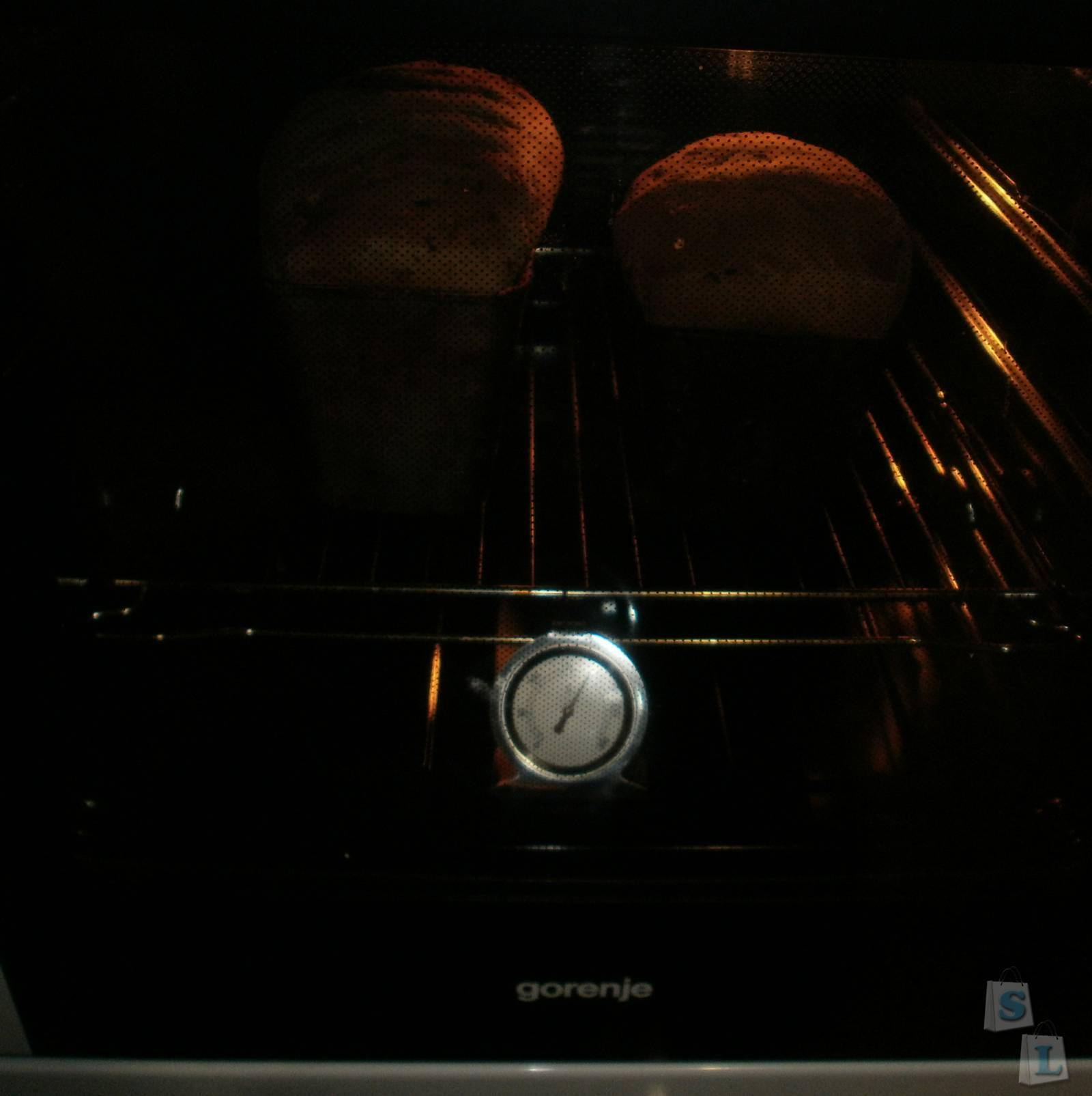 Aliexpress: Биметаллический термометр для духовки до 300°C