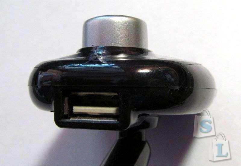 ChinaBuye: FM трансмиттер + Bluetooth + USB и microSD плеер (небольшой 'ручной допил')