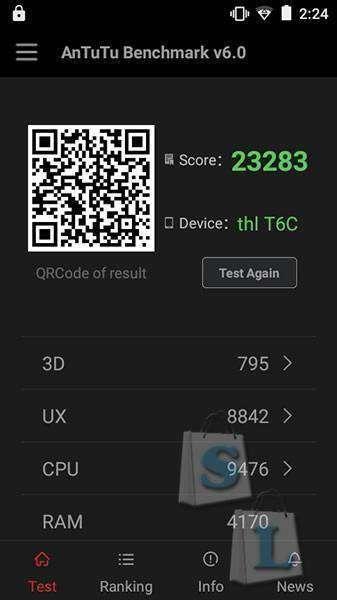 GearBest: Обзор THL T6c