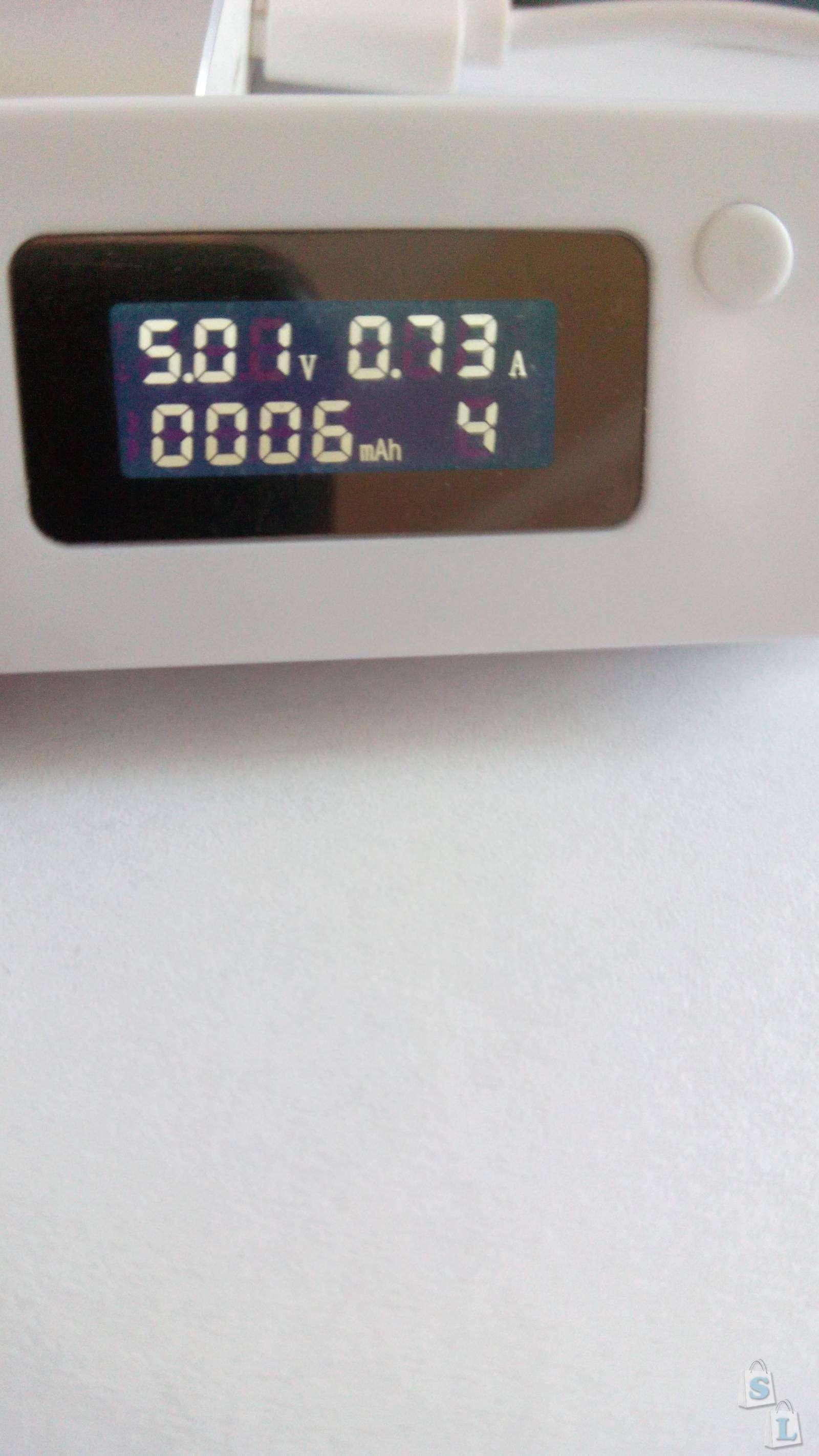Shopper: Отчет о получении приза - powerbank Xiaomi 16000 mAh