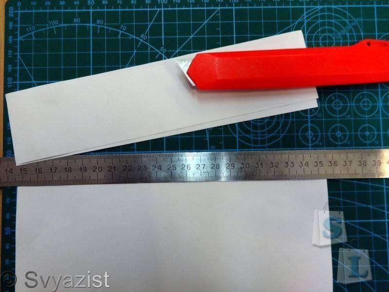 Banggood: Мат для резки самовосстанавливающийся, формата А4. A4 Self Healing Cutting Mat.