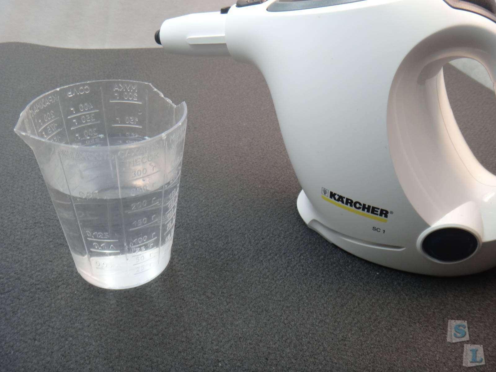 Розетка: Обзор пароочистителя KARCHER SC 1 Premium тесты и как отмыть грязь за несколько секунд