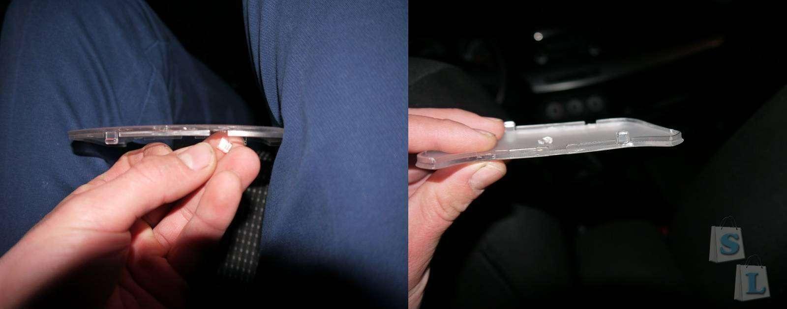 Aliexpress: Пластиковые монтировки для снятия обшивки автомобиля