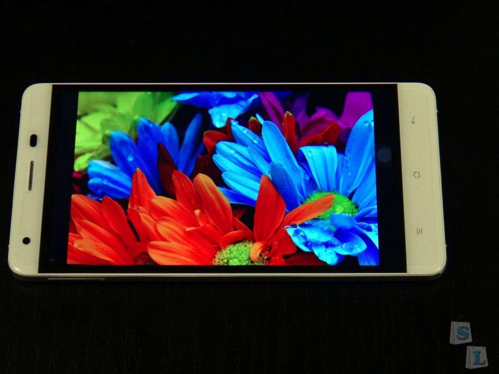 GearBest: Обзор OUKITEL K6000 смартфон который очень сложно разрядить