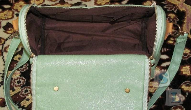 ChinaBuye: Мятная женская сумка